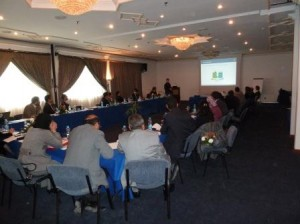 Workshop of Green Water Credits in F&#232z