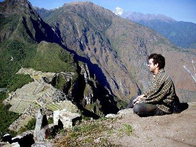 Sergio Contreras, Peru