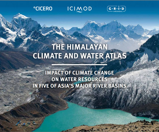 The Himalayan Climate and Water Atlas